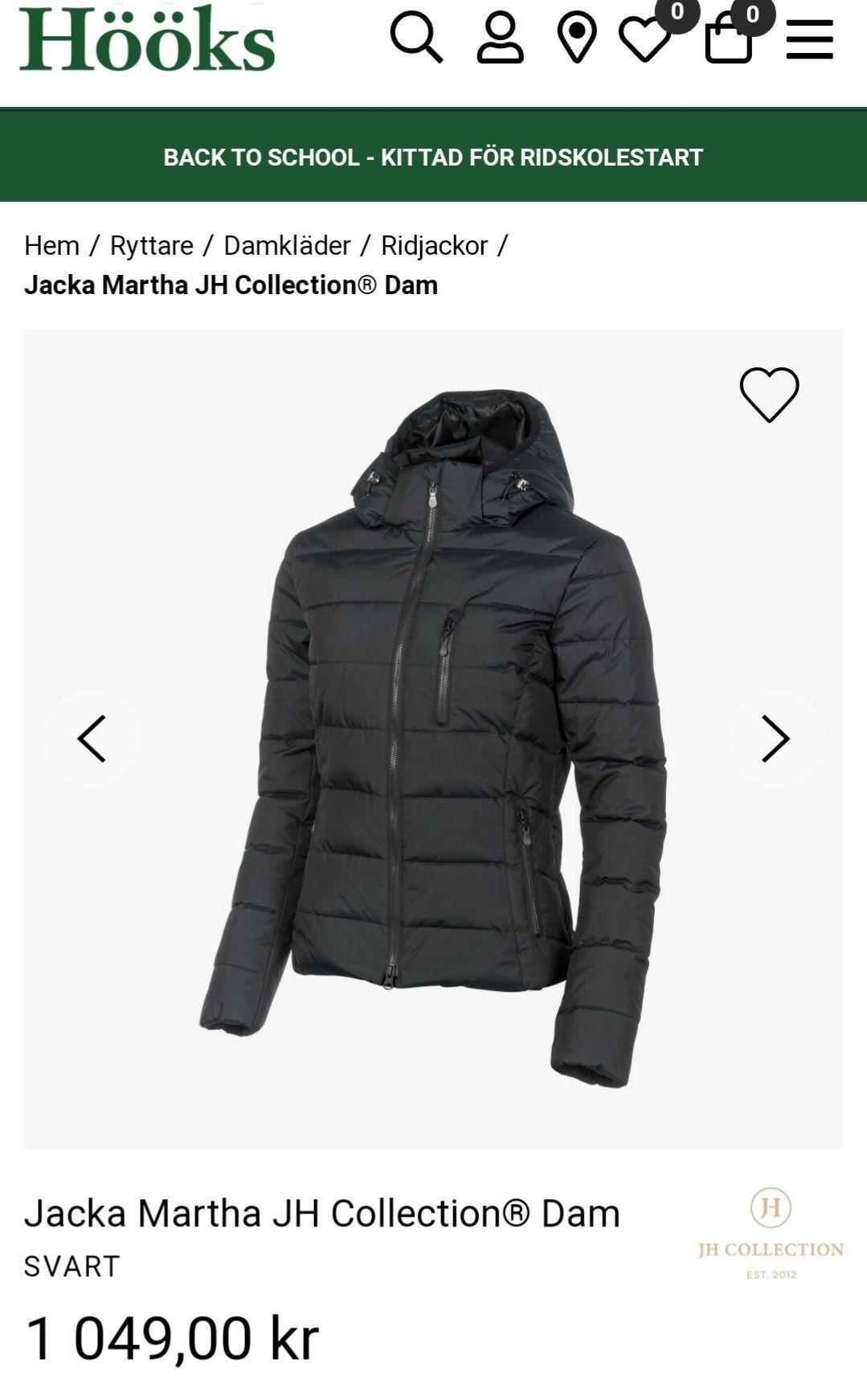 Jacka Martha JH Collection® Dam